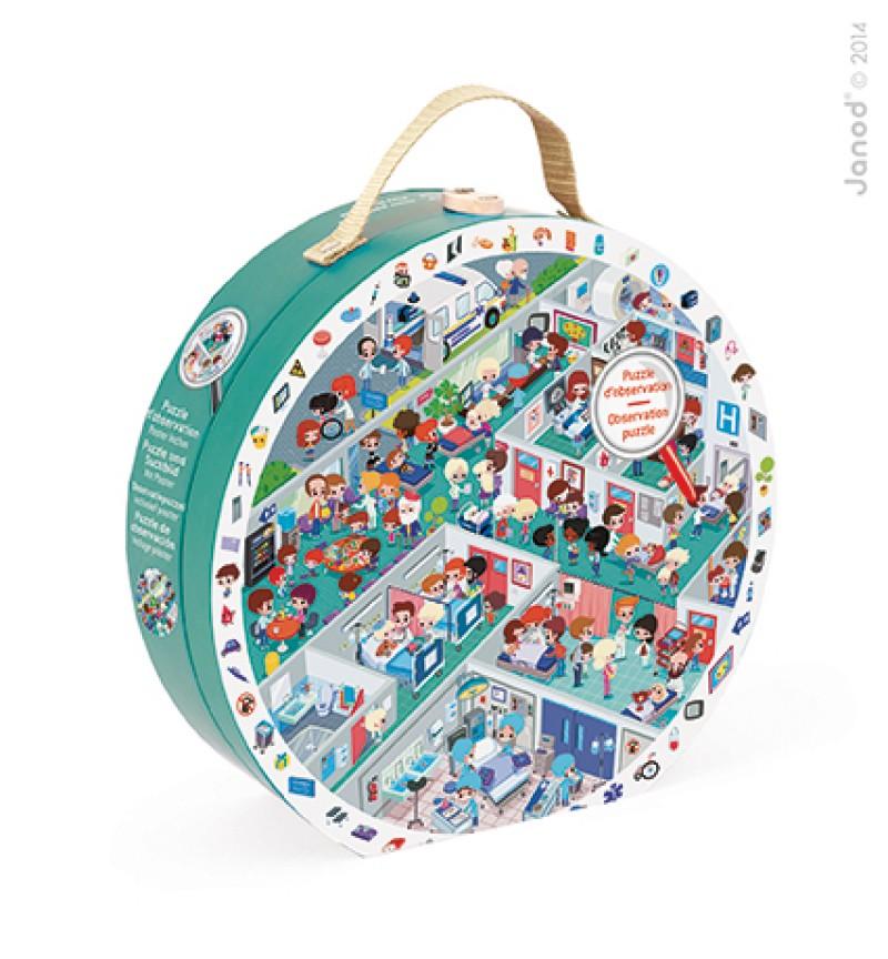 Puzzle Nemocnice, Janod