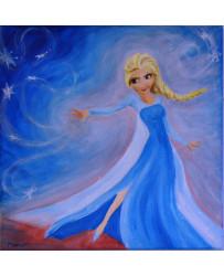 Obraz na plátně Elsa
