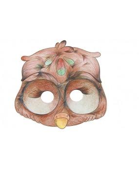 Karnevalové masky Zvířata, Avenue Mandarine