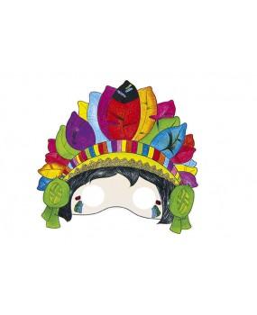 Karnevalové masky pro kluky, Avenue Mandarine