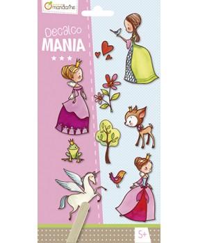 Protlačovací obrázky Princezny, Avenue Mandarine