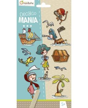 Protlačovací obrázky Piráti, Avenue Mandarine