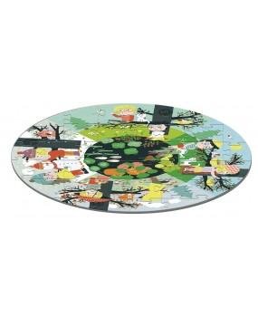 Velké puzzle Roční období, Avenue Mandarine